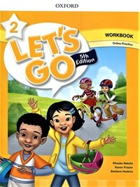(5판)Let's Go 2: Workbook with Online Practice (Paperback, 5th Edition)