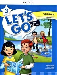(5판)Let's Go 3: Workbook with Online Practice ( Paperback, 5th Edition)