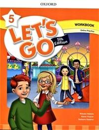 (5판)Let's Go 5: Workbook with Online Practice (Paperback, 5th Edition)