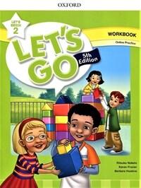 (5판)Let's Go Begin 2: Workbook with Online Practice (Paperback, 5th Edition )