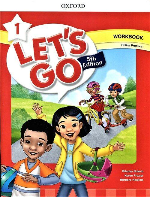 (5판)Lets Go 1: Workbook with Online Practice (Paperback, 5th Edition )