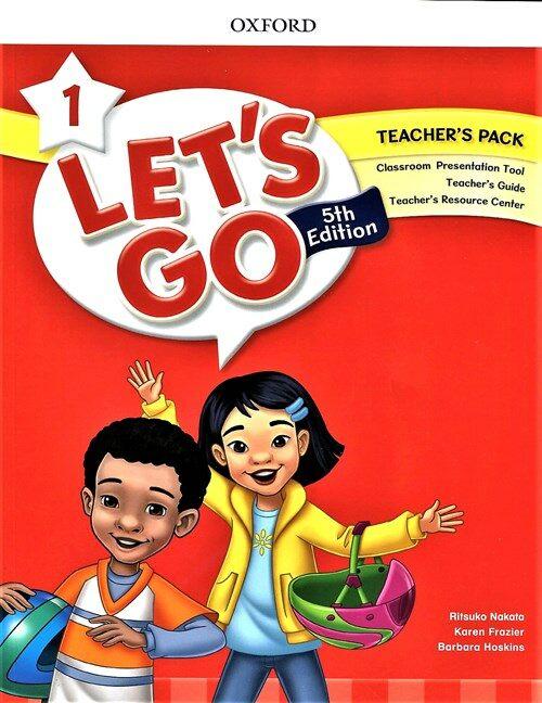 (5판)Lets Go 1: Teachers Book (Online Practice & Teachers Resource Center) (Paperback, 5th Edition)