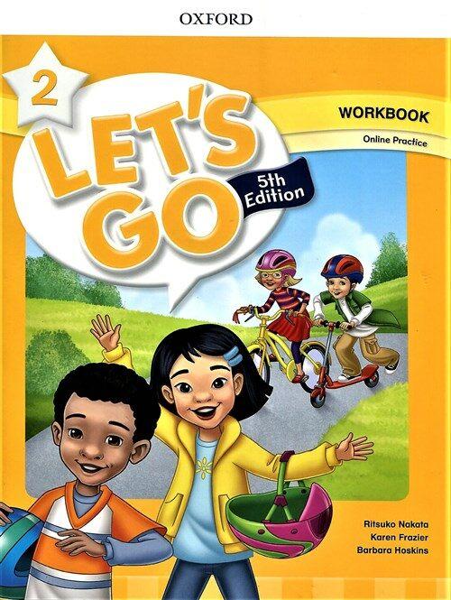 (5판)Lets Go 2: Workbook with Online Practice (Paperback, 5th Edition)