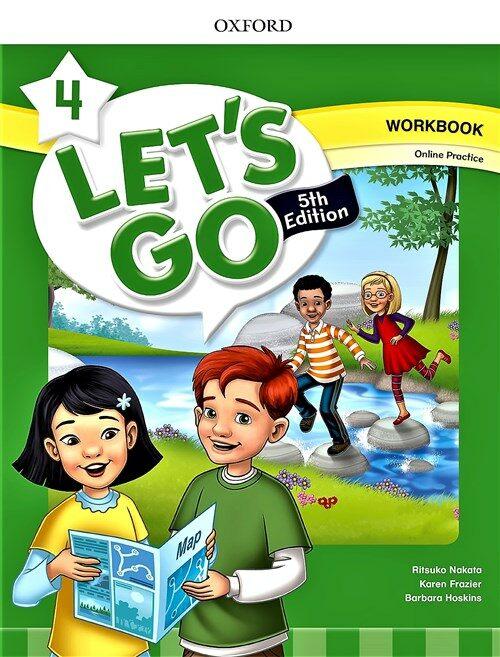 (5판)Lets Go 4: Workbook with Online Practice ( Paperback, 5th Edition)