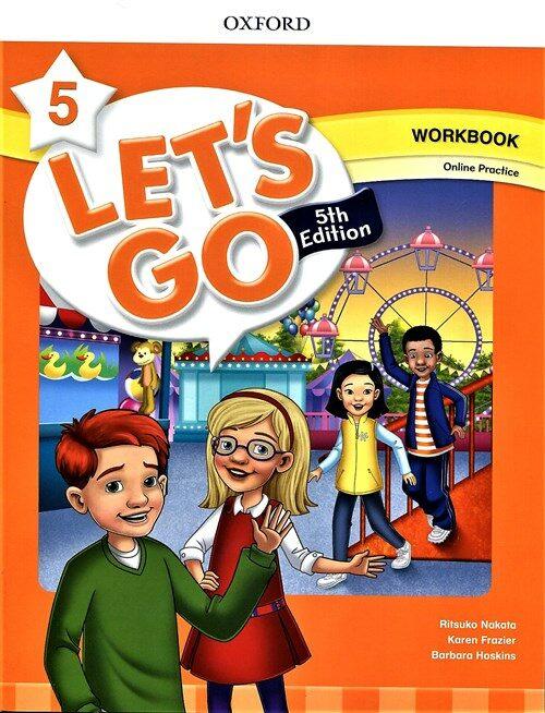 (5판)Lets Go 5: Workbook with Online Practice (Paperback, 5th Edition)