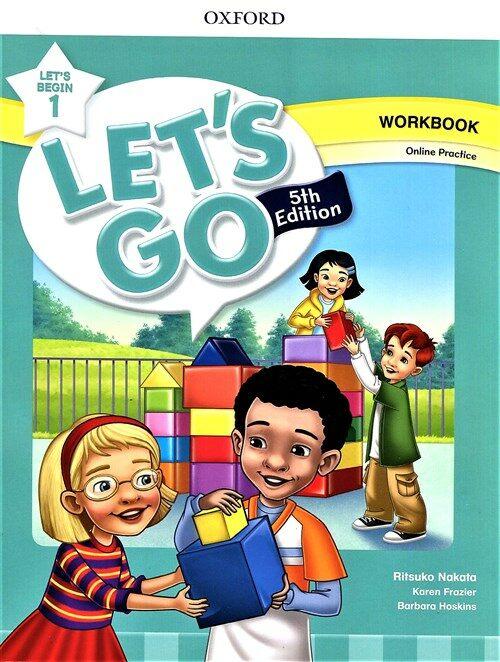 (5판)Lets Go Begin 1: Workbook with Online Practice (Paperback, 5th Edition )