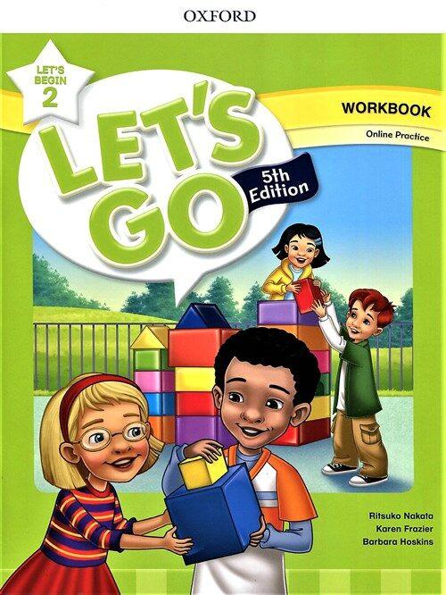 (5판)Lets Go Begin 2: Workbook with Online Practice (Paperback, 5th Edition )