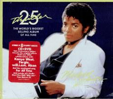 [수입] Michael Jackson - Thriller [25th Anniversary Edition] (Classic Cover, CD+DVD)