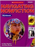 Navigating Nonfiction Grade 1 (Workbook)