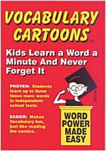 Vocabulary Cartoons: Word Power Made Easy (Paperback)