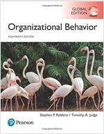 Organizational Behavior, Global Edition (Paperback, 18 ed)