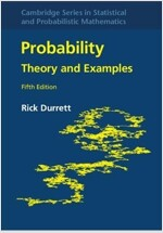 Probability : Theory and Examples (Hardcover, 5 Revised edition)