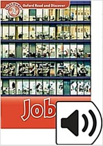 Oxford Read and Discover: Level 2: Jobs (with MP3) (Paperback)