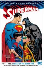 슈퍼맨 Vol. 2 : 슈퍼 선, 시험받다