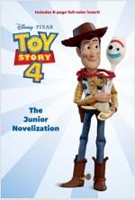 Toy Story 4: The Junior Novelization (Disney/Pixar Toy Story 4) (Paperback)