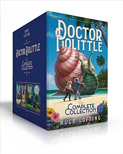 Doctor Dolittle the Complete Collection 닥터 두리틀 세트 (Boxed Set)