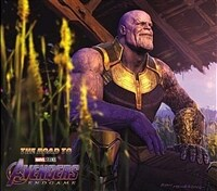 The Road to Marvel's Avengers: Endgame - The Art of the Marvel Cinematic Universe (Hardcover)