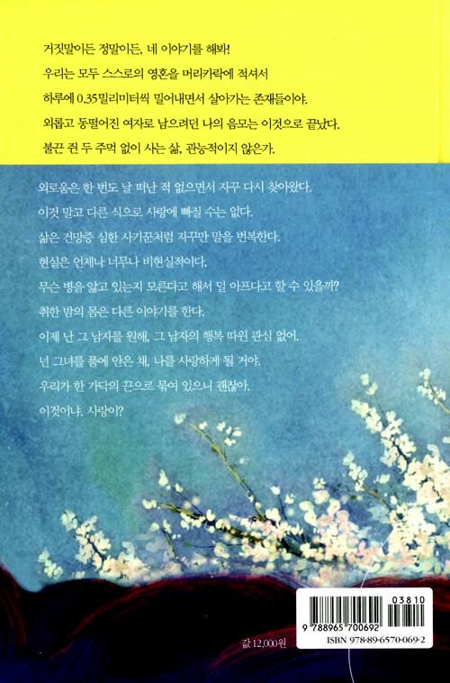 영혼을 팔기에 좋은 날 : 곽세라 힐링 노블