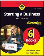 Starting a Business All-In-One for Dummies (Paperback, 2)