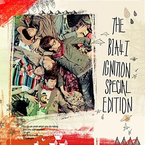 비원에이포 - 정규 1집 리패키지 The B1A4 I [IGNITION][스페셜 에디션]