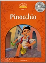 Classic Tales Second Edition: Level 5: Pinocchio e-Book & Audio Pack (Package, 2 Revised edition)