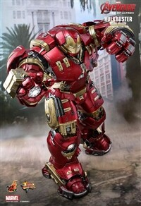 [Hot Toys] 어벤져스 에이지오브울트론 헐크버스터 디럭스 에디션 MMS510 - 1/6th scale Hulkbuster (Deluxe Version) Collectible Figure