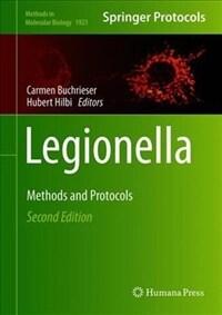 Legionella : methods and protocols / 2nd ed