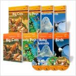 Top Readers 1단계 동물 Animal (4종) (Book4 + Workbook4 + CD4)