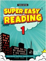 Super Easy Reading 1 : Student Book (Book + MP3 CD, 3rd Edition)
