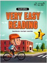 Very Easy Reading 1 : Student Book (Book + CD, 4th Edition)