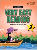Very Easy Reading 2 : Student Book (Book + CD, 4th Edition)