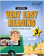 Very Easy Reading 3 : Student Book (Book + CD, 4th Edition)