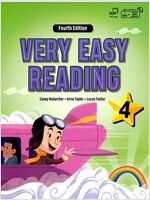 Very Easy Reading 4 : Student Book (Book + CD, 4th Edition)
