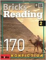 Bricks Reading 170 Nonfiction 2 (Student Book, Workbook)