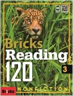 Bricks Reading 120 Nonfiction 3 (Student Book, Workbook)