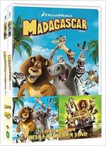 마다가스카 : 더블팩 한정수량 (2disc)
