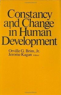 Constancy and change in human development