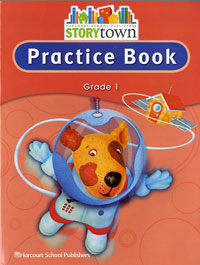 Storytown: Practice Book Student Edition Grade 1 (Paperback, Student)