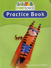 Storytown: Practice Book Student Edition Grade 2 (Paperback, Workbook)