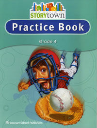 Storytown: Practice Book Student Edition Grade 4 (Paperback, Student)
