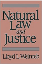 Natural Law and Justice (Paperback, Reprint)