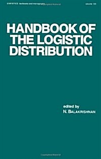 Handbook of the Logistic Distribution (Hardcover)