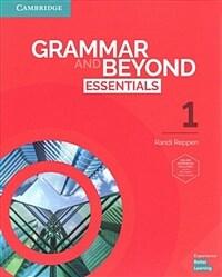 Grammar and Beyond Essentials Level 1 Student's Book with Online Workbook (Package)