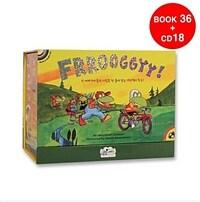 프로기 Froggy 18종 Book & CD Set [사은품 워크북 18종] (Boxed SET, Book + CD + Workbook)