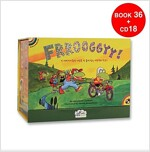 프로기 Froggy 18종 Book & CD Set [사은품 워크북 18종] (Boxed SET, Book + CD + Workbook)