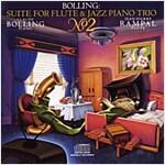 [중고] Claude Bolling & Jean-Pierre Rampal - Bolling : Suite No.2 For Flute & Jazz Piano Trio