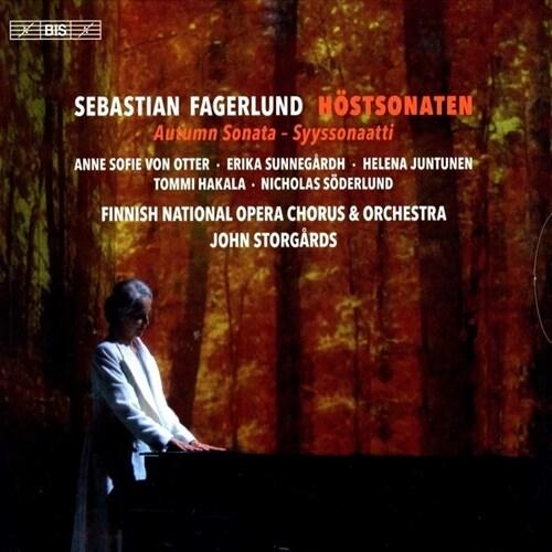 [수입] 파겔룬드 : 오페라 가을 소나타 전곡 2막 (2SACD Hybrid)