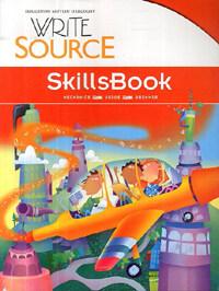 Write Source: Skillsbook Student Edition Grade 3 (Paperback)