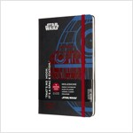 Moleskine 2019-20 Star Wars Weekly Planner, 18m, Large, Death Star, Hard Cover (5 X 8.25) (Other)