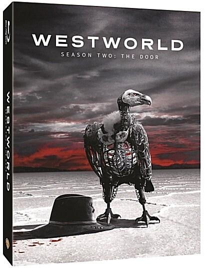 [블루레이] 웨스트월드 시즌2 : 디지팩 한정판 (3disc)
